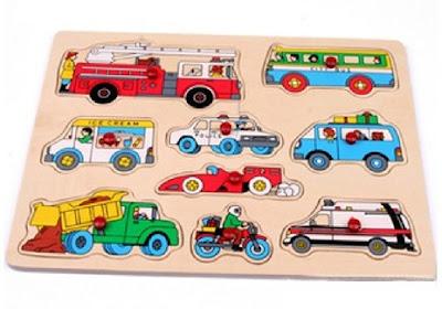 Puzzles para los más pequeños