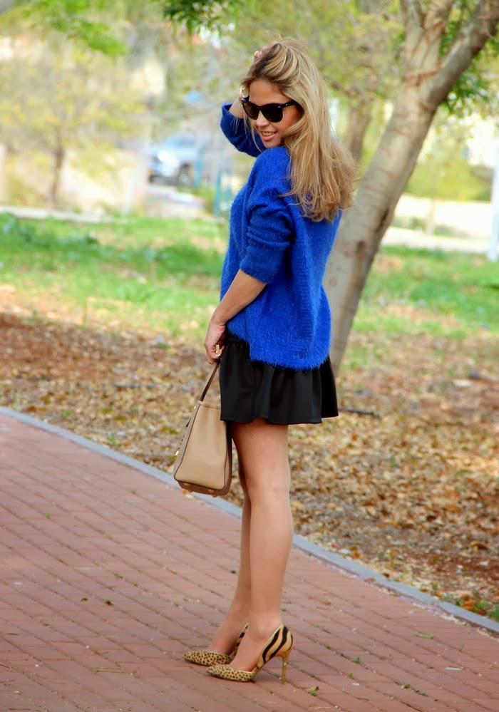 בלוג אופנה Vered'Style מייקל קורס החדש שלי
