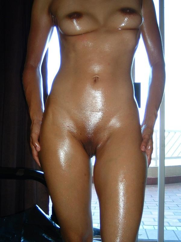 Indian girls body oil massage beauty peral