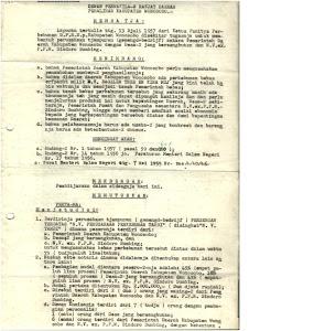 Dokumen Sejarah Pendirian Perkebunan Teh Tambi