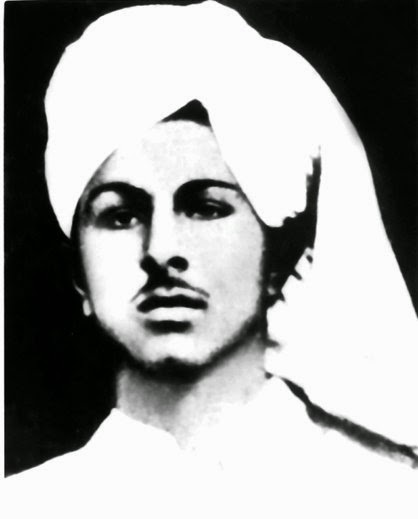 1923 लाहौर कॉलेज : उम्र 16, लाहौर कॉलेज में कलाकार बने थे भगत सिंह