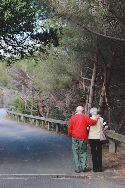 Scorci e panorami a Bonassola, Cinque Terre
