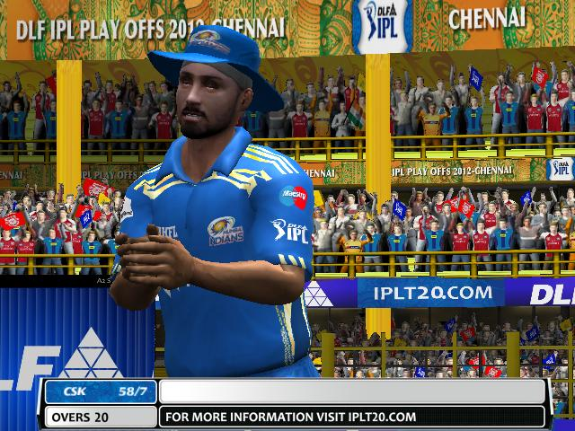 DLF IPL5 Cricket Game