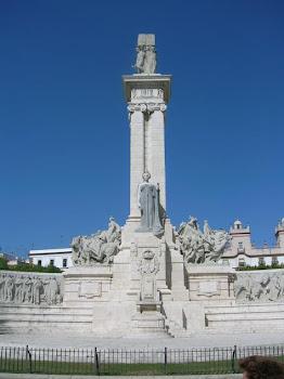 Cádiz, Plaza de España