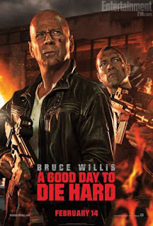 A Good Day to Die Hard (2013) Movie Poster