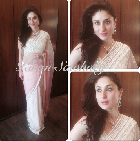 Kareena Kapoor at Soha's wedding