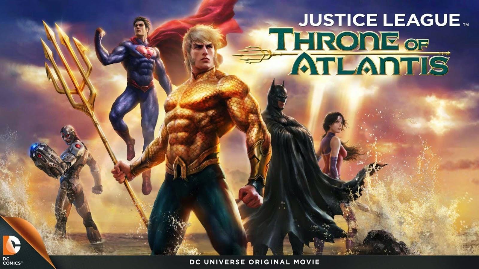 Filmes: Liga da Justiça – Guerra Online