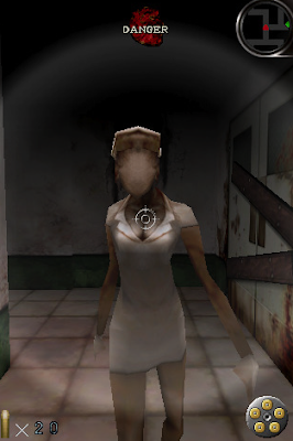 silent-hill3 [Review] Silent Hill The Escape (iPhone)