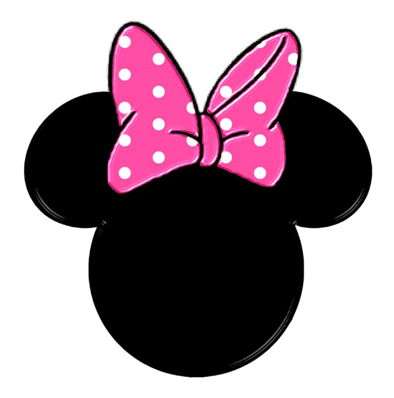 Minnie Rosa Convite De Aniversario Infantil Para Imprimir Gratis