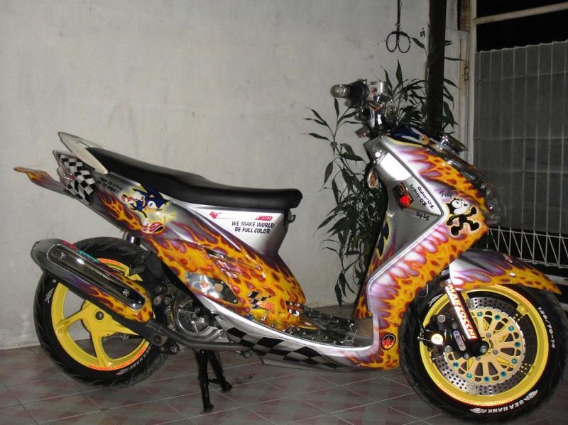 Modif Yamaha Miocom