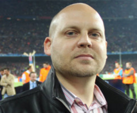 Jon Murphy, European PES team leader