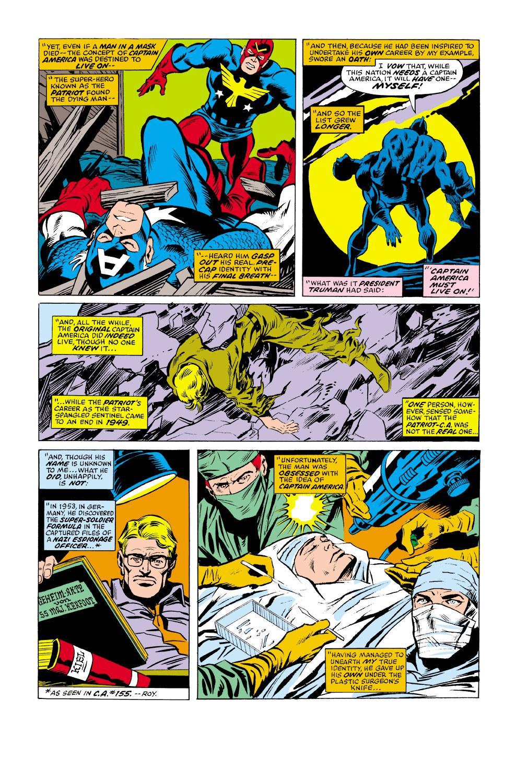 Captain America (1968) Issue #215 #129 - English 13