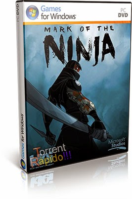 Download Capa 3D Game Mark of the Ninja Special Edition PC