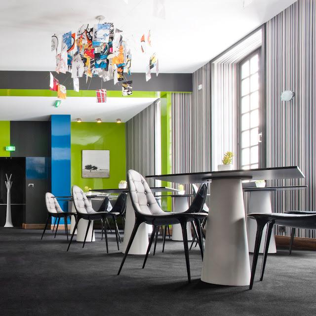 Tagesbar des La Monnaie Art & Spa Hotels