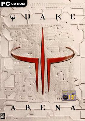 Quake III PC Cover