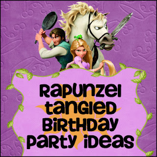 rapunzel tangled party ideas
