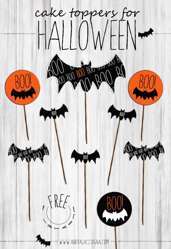HALLOWEEN PRINTABLE FREEBIES
