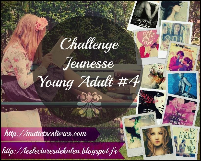 Challenge Jeunesse / Young Adult #4