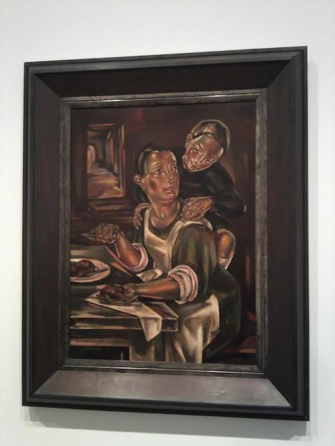María Blanchard, Museo Reina Sofía, Cubismo, Pintura figurativa, La cocinera,