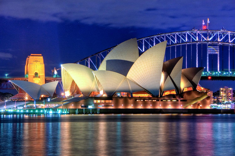 السياحه استراليا 2018 Sydney_Opera_House_C