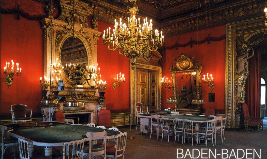 baden baden ultimate poker
