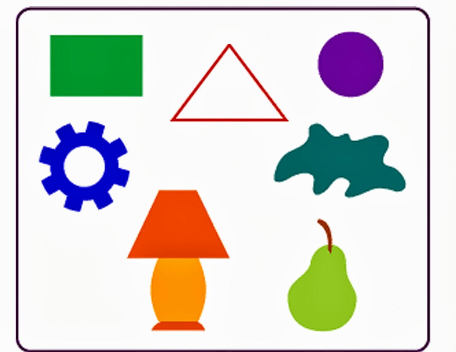 2D Organic Shapes - Bing images
