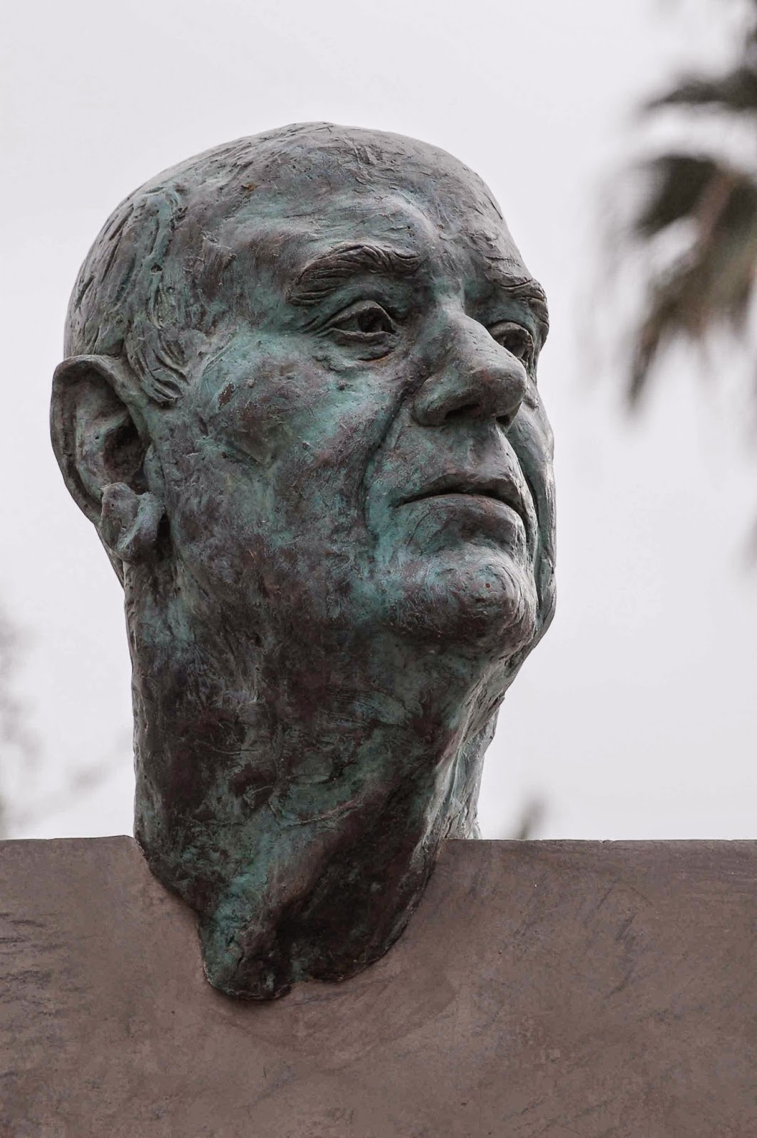 Monumento bronce Fuente Álamo Murcia Arturo Serra escultura 5