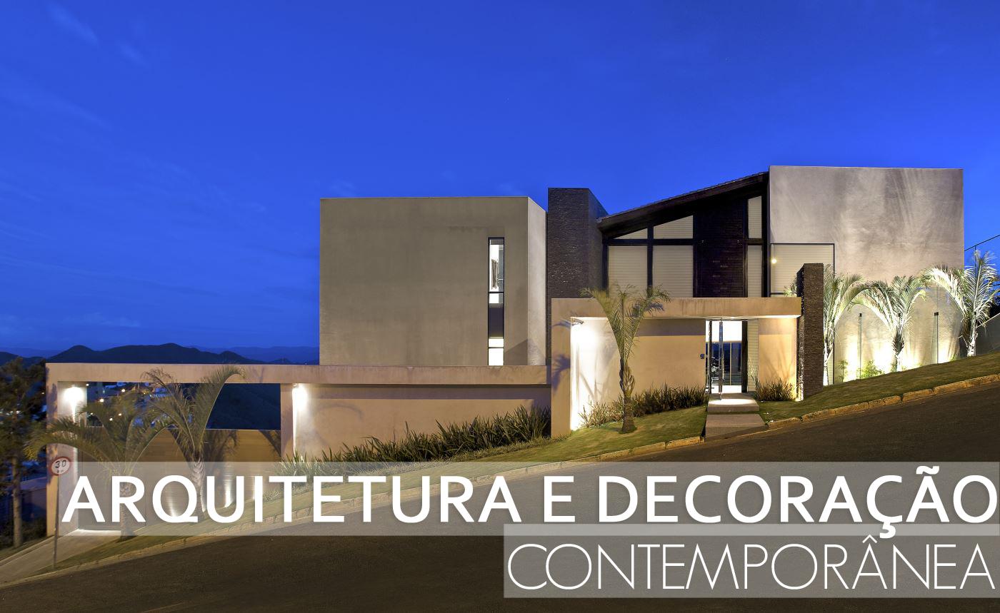 Casa Com Arquitetura E Decora 231 227 O Contempor 226 Nea Maravilhosa