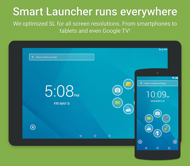 Download Smart Launcher Pro 3 v3.10.29 Paid Apk For Android