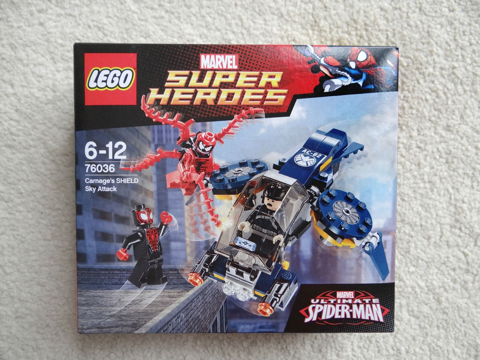 lego spider man 3 sets - photo #30