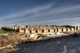 Kota ávila (Sepanyol)