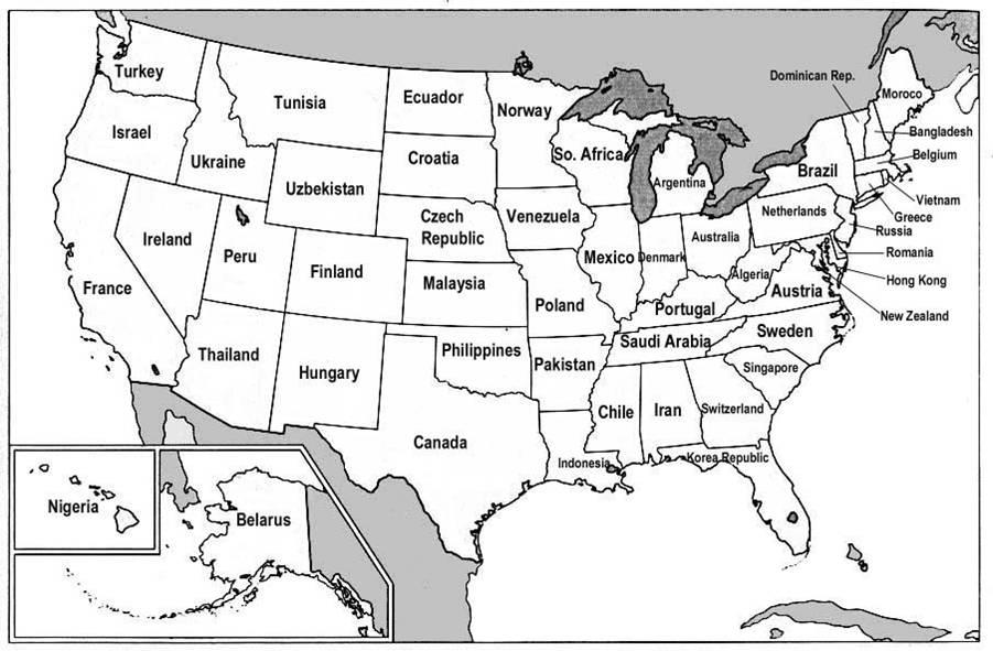 Wonky Maps Part 1