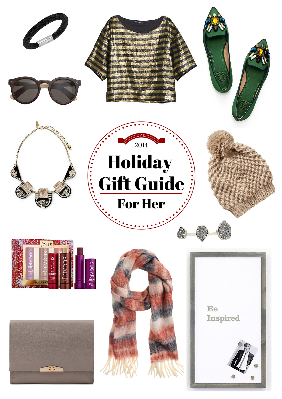 Project Soiree, Holiday Gift Guide, For Her