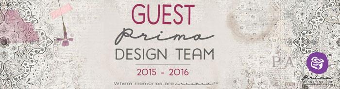 Guest Designer 2015-2016