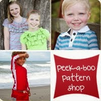 Peek-a-boo Pattern Shop