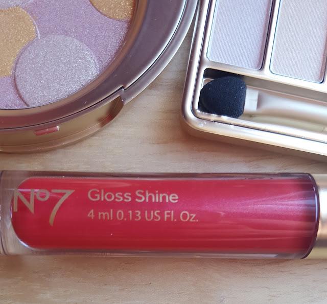 No.7 80th Anniversary Gloss Shine