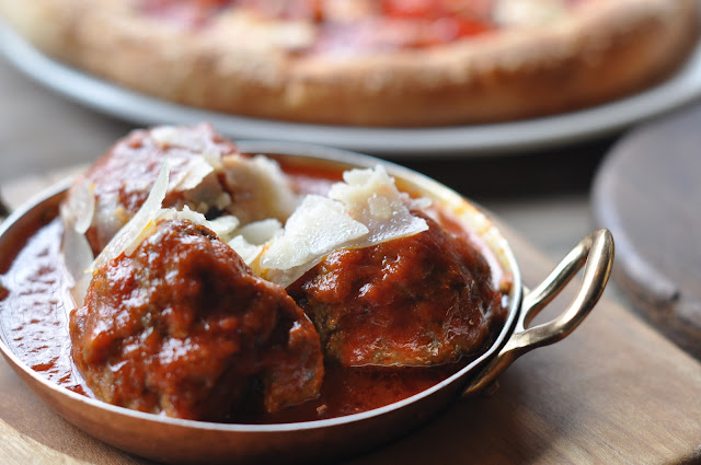 Pizza+East+review+Shoreditch+Tea+Building+Lamb+Meatballs