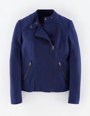 Boden Emilia Biker Jacket