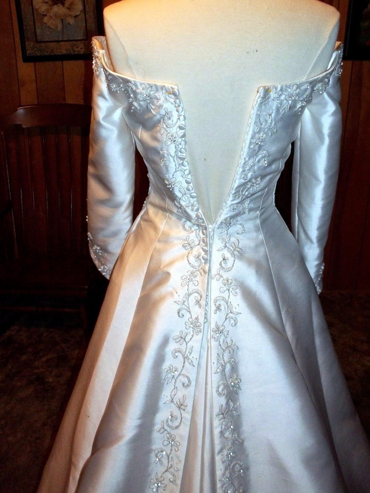 Mode Amplitude - Fashion & Culture: Vestidos de novia de manga fuera ...