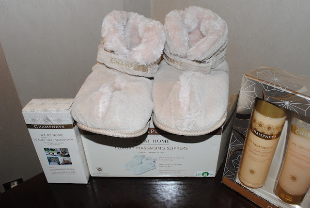Champneys Massaging Slippers