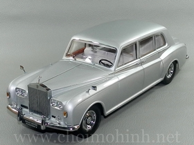 Xe mô hình tĩnh Rolls-Royce Phantom V 1964 hiệu Paragon tỉ lệ 1:18