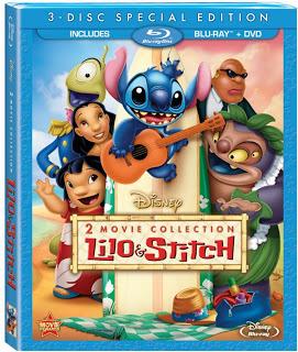 [One2up] Lilo and Stitch 2 Movie Collection (2002-2005) ลีโล แอนด์ สติทช์ อะโลฮ่า...เพื่อนฮาข้ามจักรวาล [Mini-HD 720p]