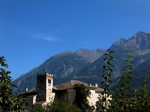 Aoste Aosta Italie