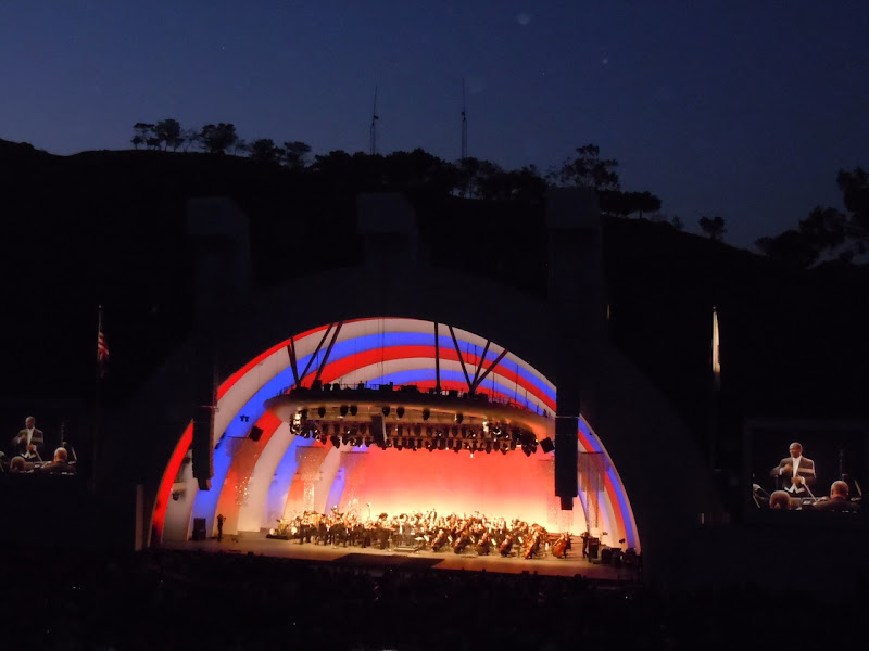 Hollywood Bowl opening night 2011