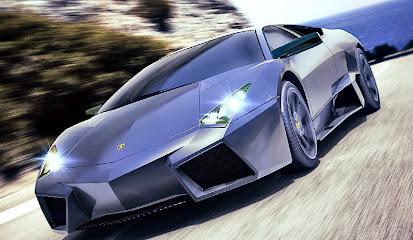 Koleksi Foto dan Gambar Mobil Sport Lamborghini Reventon