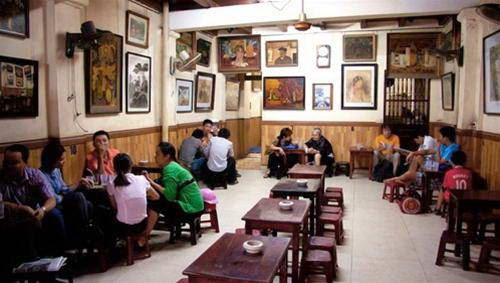 Hanoi's coffee culture, like no other