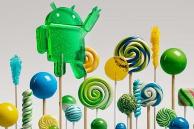 OS Android v5.0 Lollipop Baru Dijalankan 3,3% Perangkat Aktif