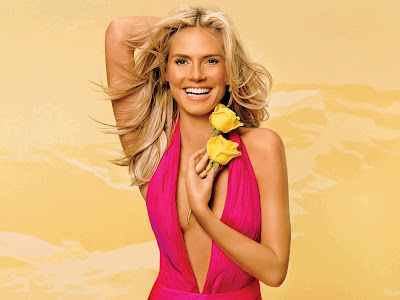 Heidi Klum Hot HD Wallpapers
