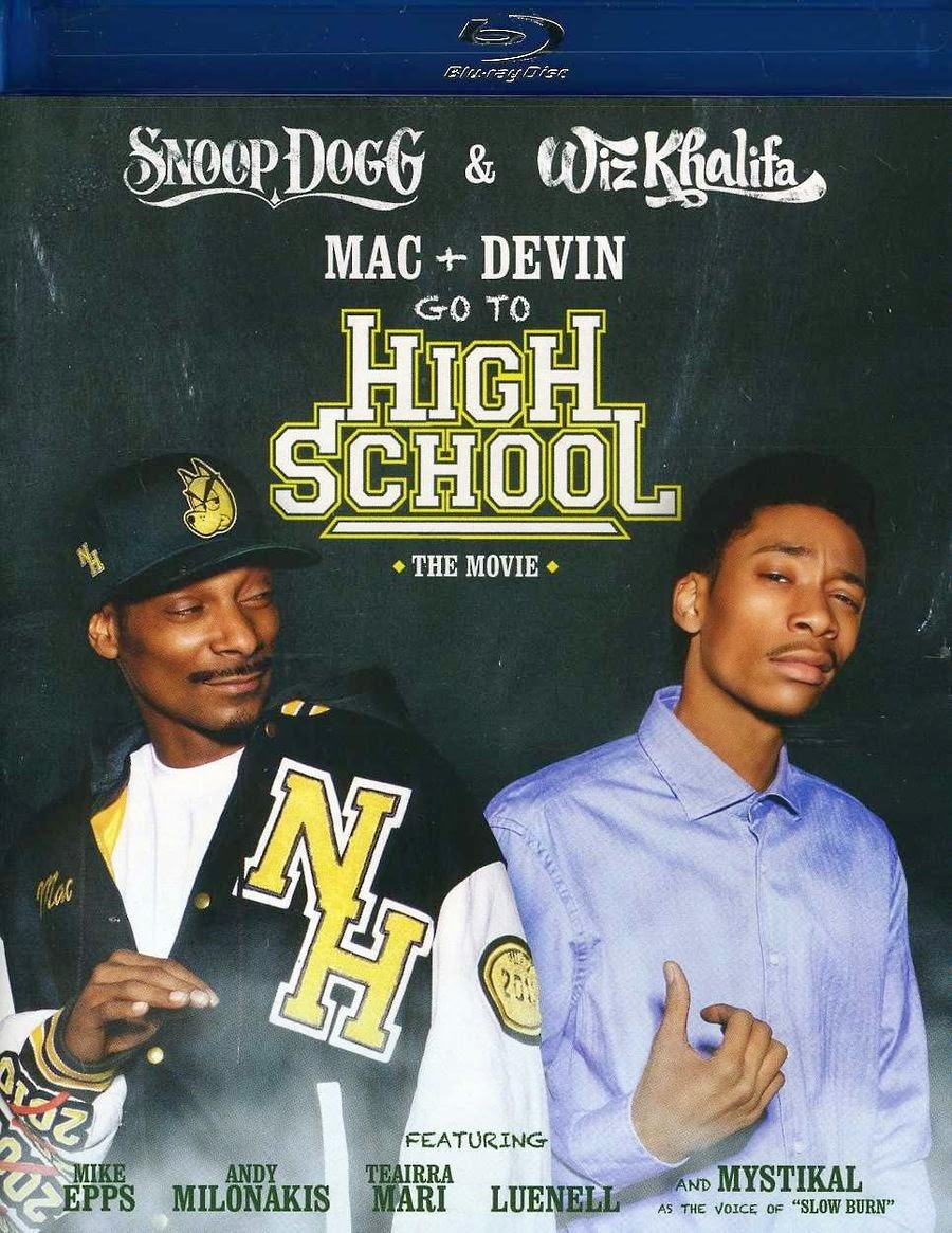 Mac e Devin Go to High School – Dublado (2012)