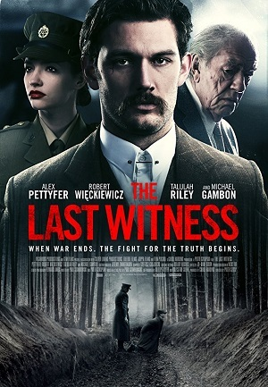 A Última Testemunha - The Last Witness Filmes Torrent Download capa